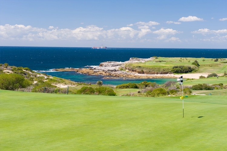 The Coast Golf lessons Sydney